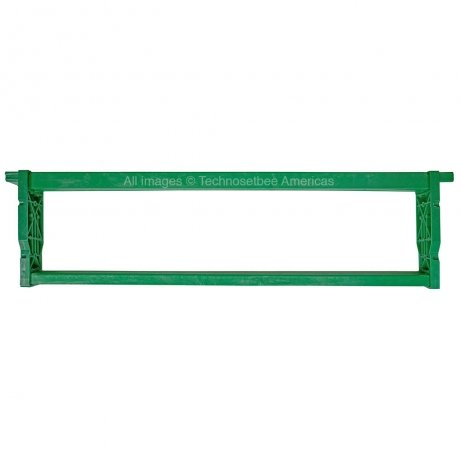 Plastic Frame - Langstroth Shallow Ideal - Horizontal wiring