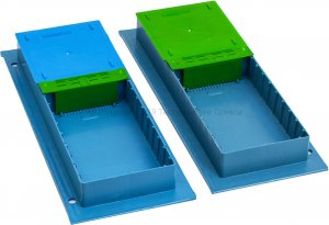 Top Feeders - 2X5 (Used in two-way splitter kits) Set of 2