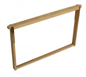 Wooden Frame for Dadant beehive